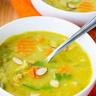 Healthy Mulligatawny Soup Recipe