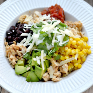 Healthy Recipe: Southwestern Rice Bowl