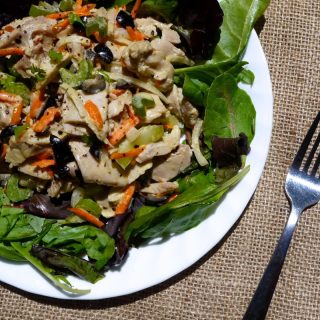 Hearty Chicken Salad