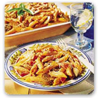 Hearty Pasta Casserole