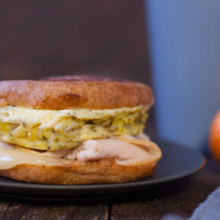 Herbed Breakfast Sandwich