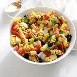 Homemade Antipasto Salad Recipe