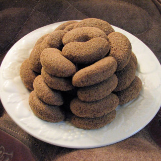 Horse Cookie Apple Treats