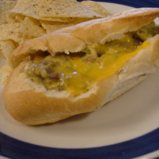 Hot Beef & Cheddar Subs