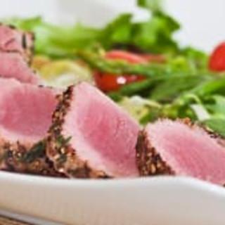 How to Sear Ahi Tuna