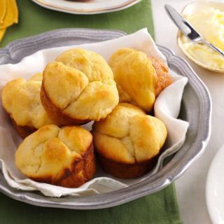 Icebox Potato Rolls Recipe