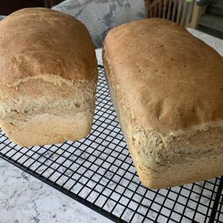 Italian Herb Wheat Bread