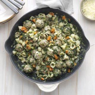 Italian Wedding Soup Supper Recipe