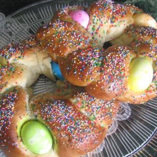 Italian Easter Sweet Bread Recipe