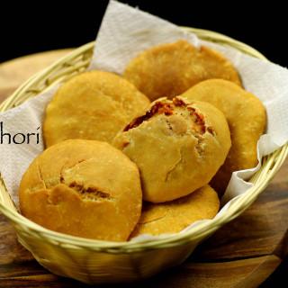 kachori recipe   khasta kachori recipe   moong dal kachori recipe