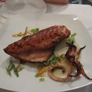 Kalamarakia (Greek Squid)