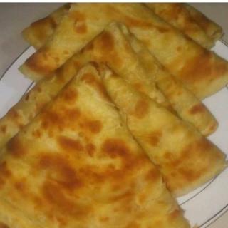 Kenyan Soft Layered Chapati
