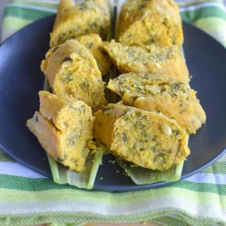 Koki Corn (African Fresh Corn Tamales)
