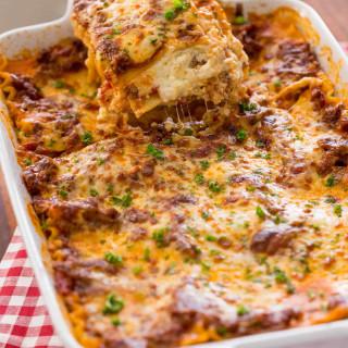 Lasagna Recipe (VIDEO)
