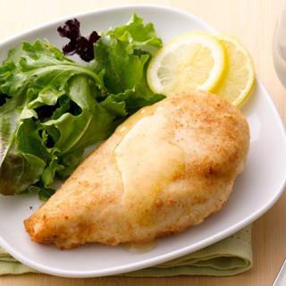 Lemon Ginger Chicken