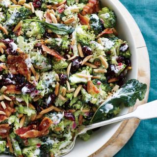 Lori's Broccoli Slaw Salad