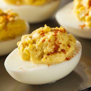 Low-carb Deviled Eggs