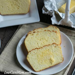 Low Carb Soul Bread