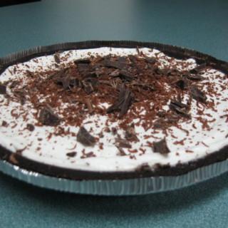 Low Fat Yogurt Pie