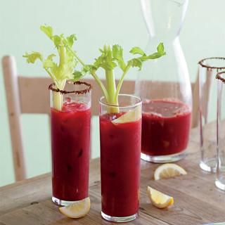 Low-Sodium Bloody Marys