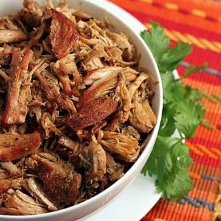 Main - Crockpot Carnitas (aka Pulled Pork)