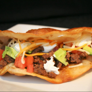 Main - Fried Tacos