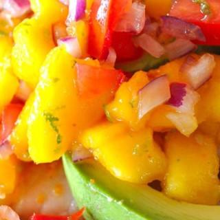 Mango-licious Tilapia