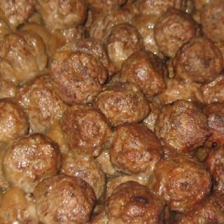 Meatballs - Swedish