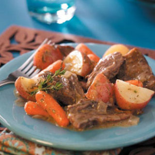 Melt-in-Your-Mouth Pot Roast Recipe