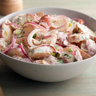 Mesa Grill's Southwestern Potato Salad