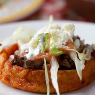 Mexican Sopes Recipe by Tasty