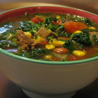Middle-East Style Stew/Soup