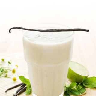 Milkshake vanille sirop d'érable