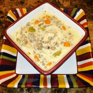 Minnesota Creamy Wild Rice Soup