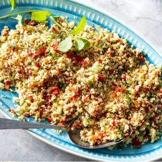 Minted Couscous Salad
