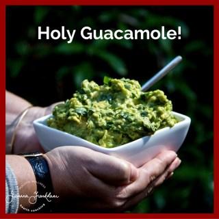 Miss Jo's Guacamole