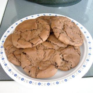 Mocha-scotch Truffle Cookies