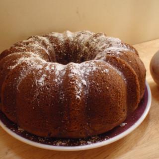 Moist Pumpkin Bundt Cake