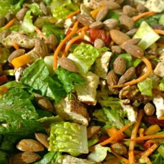 Moroccan Chicken Salad (California Pizza Kitchen Copycat)