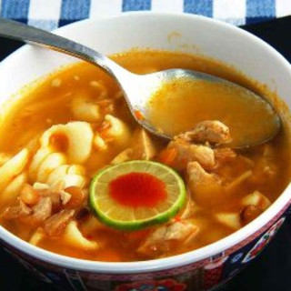 Musgovian Chicken-Lentil Soup
