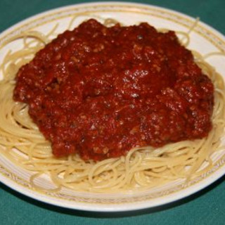 My Crock Pot Spaghetti Sauce