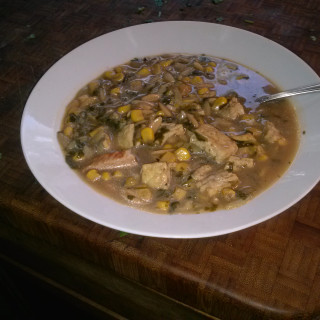 Nicodeem's Corn Soup 2