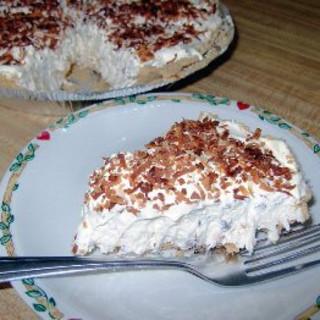 No Fuss Coconut Cream Pie