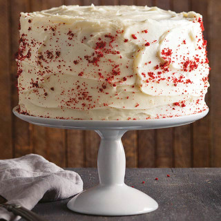 Old-Fashioned Red Velvet Cake