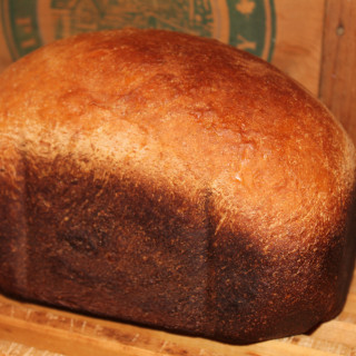 One Hundred Percent Whole Wheat Bread