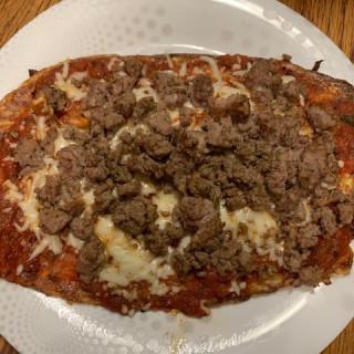 OPTAVIA Cauliflower Crust Pizza    1 Lean, 3 Green, 2 Condiments