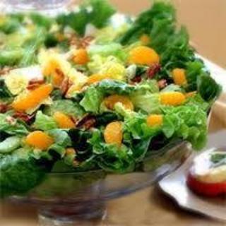 Orange-almond Salad Dressing