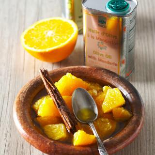 Orange and Cinnamon with Mandarin Oil