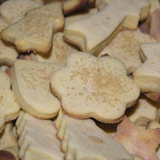 Oudeis's Lemon cookies