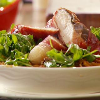 Oven Roasted Chicken Tenders Saltimbocca